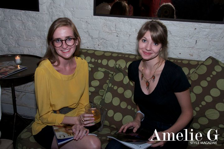 Amelie G Launch Party 2010 2