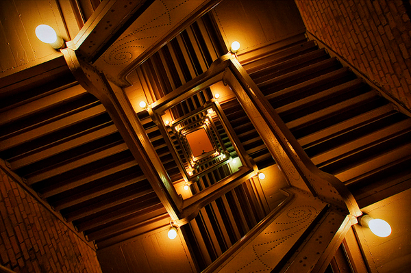 minneapolis-minnesota-underwear-stairs-by-Dan-Anderson