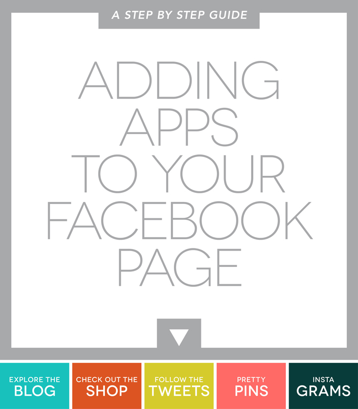 How To Add Apps To Your Facebook Page