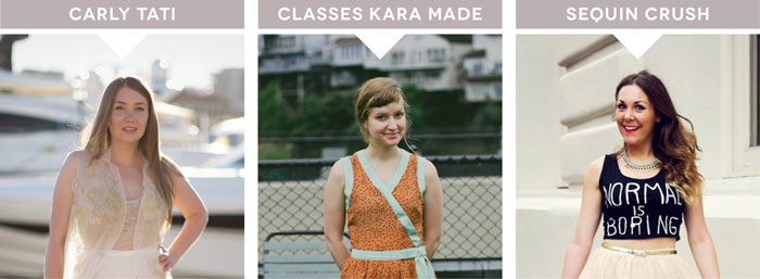 Carly Tati, Classes Kara Made, Sequin Crush