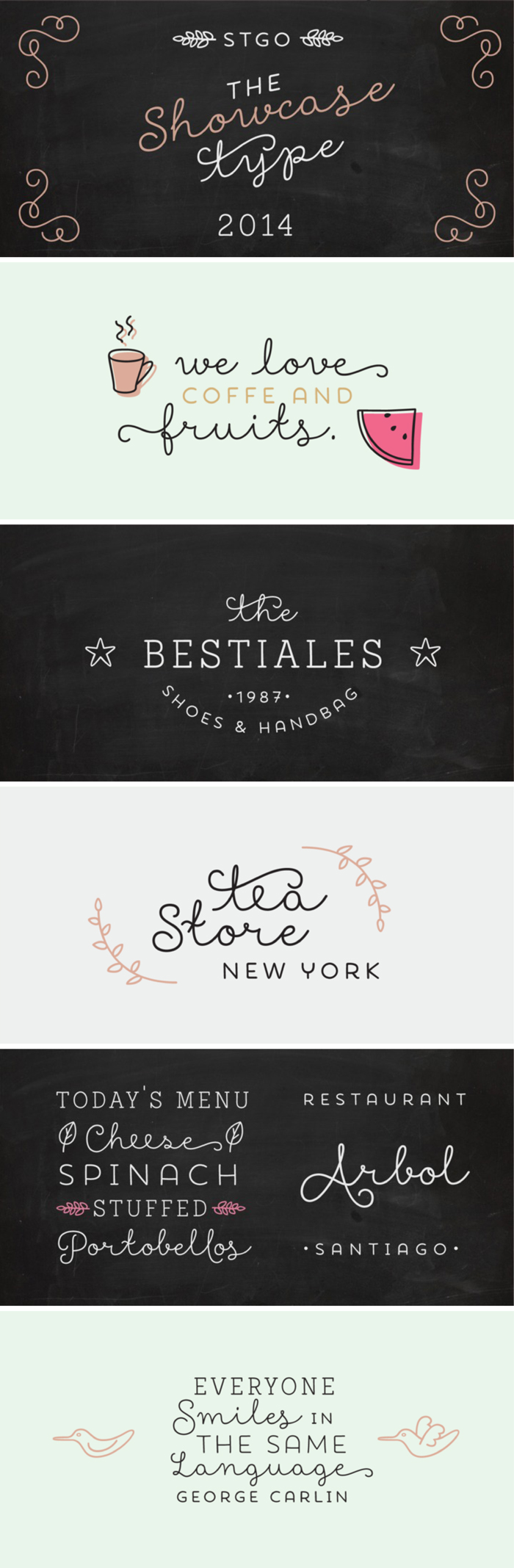 Showcase Font by Latinotype