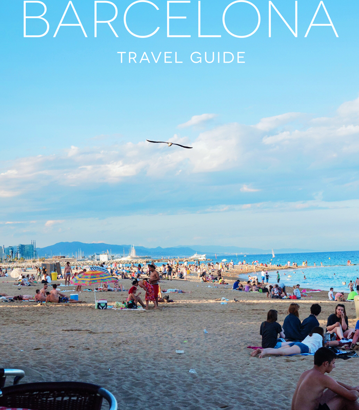 Barcelona Spain Travel Guide