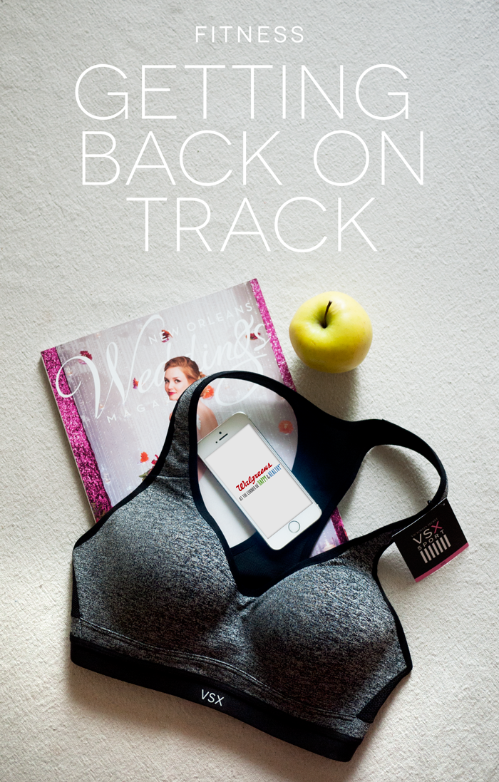 sports bra, apple, wedding magazine for fitness
