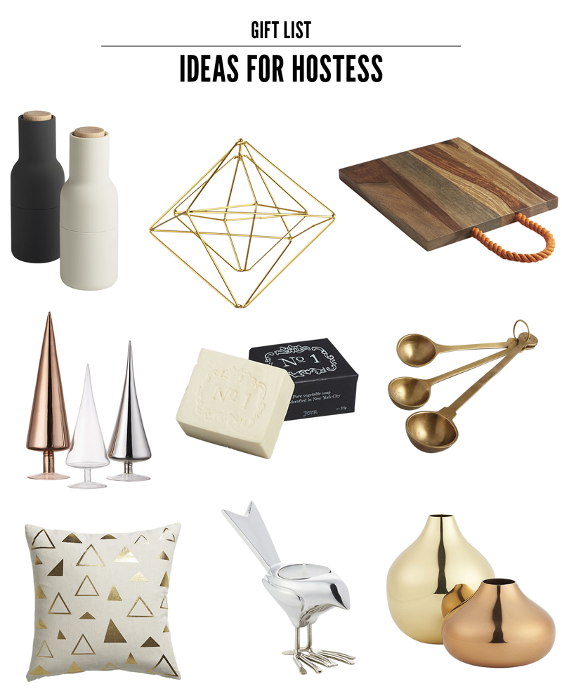 Favorite Gifts for the Hostess