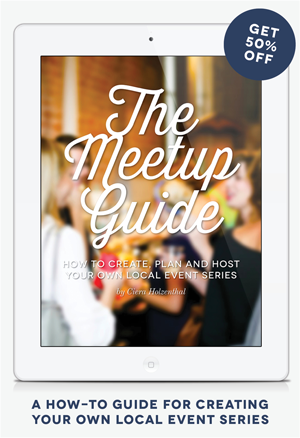 The Meetup Guide Ebook