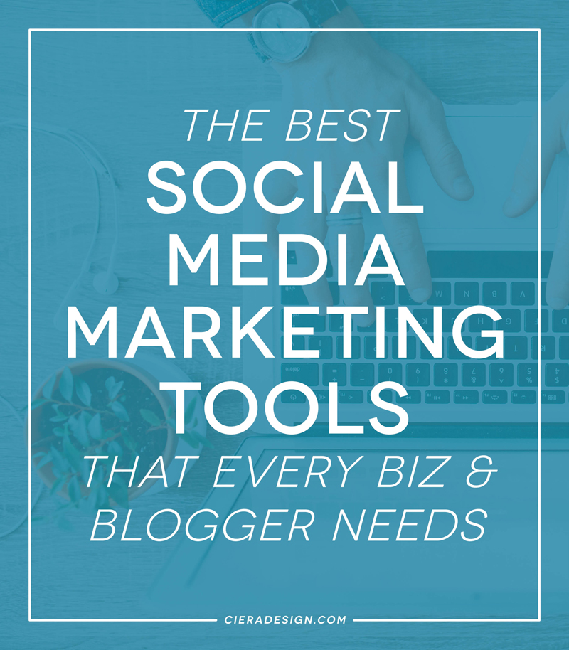 Social Media Tools for Bloggers and Small Business Owners