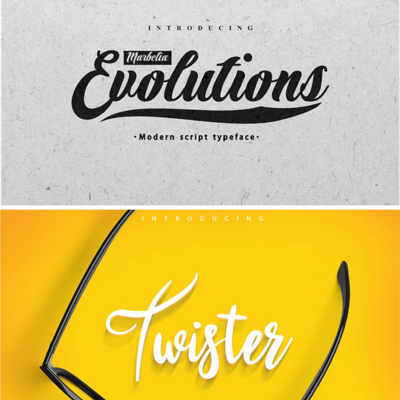 Summer Font Bundle You Don't Want To Miss